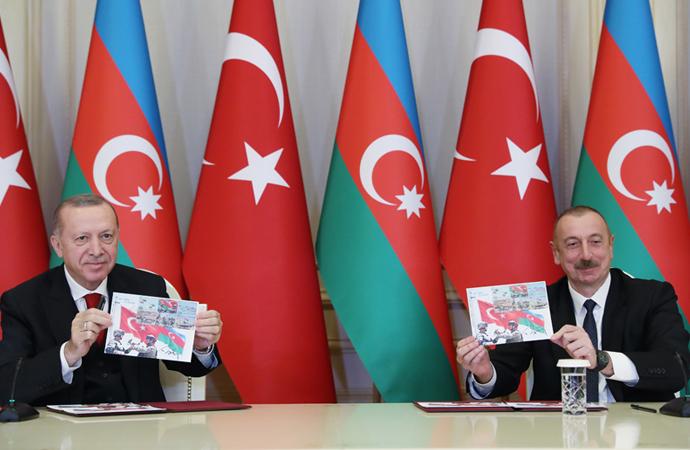 Erdoğan: Kapılarımızı Ermenistan'a kapatalım diye bir derdimiz yok