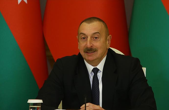Aliyev: Bölgede yeni bir iş birliği platformu oluşturmalıyız
