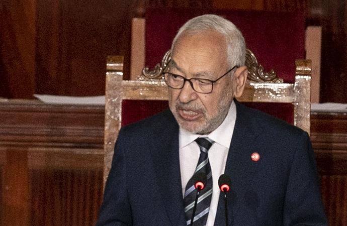 Gannuşi'den Tunus halkına 'ulusal dayanışma' çağrısı