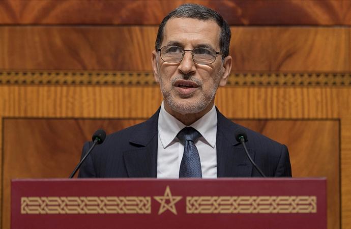 Fas Başbakanından İsrail'le anlaşmaya ilişkin açıklama
