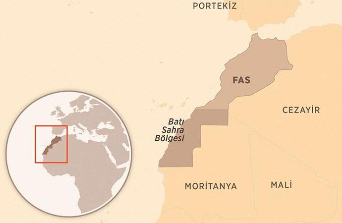 Cezayir: Trump'ın Batı Sahra kararının hukuki geçerliliği yok