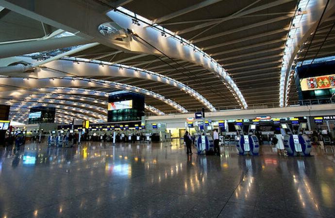 İngiltere'de havalimanı trafiği 2024'ten önce toparlanamayacak