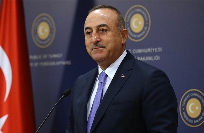 Çavuşoğlu, Bosna Hersek'in Avrupa-Atlantik entegrasyonu yolunda ilerlemesini de desteklediklerini söyledi