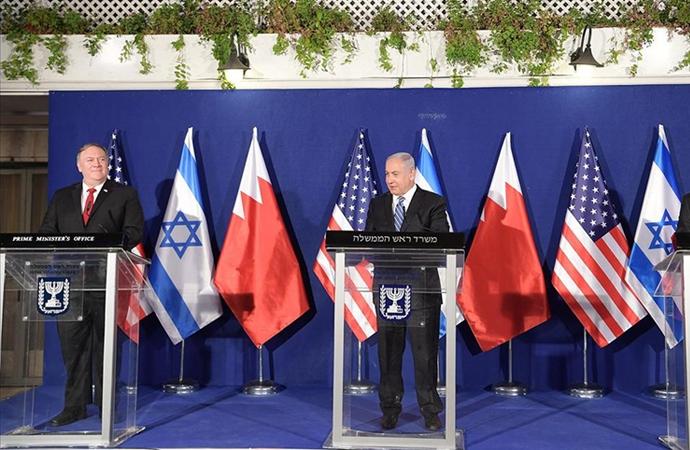 ABD-Bahreyn Stratejik Diyalog toplantısı