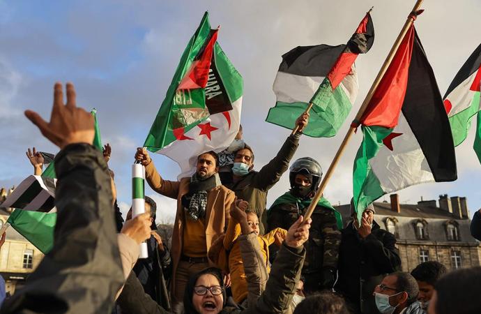 İsrail'le anlaşan Fas'ta, Batı Sahra meselesi gündemde
