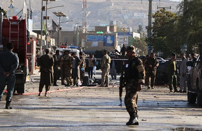Afganistan'da Kabil Vali Yardımcısı bombalı saldırıda öldü
