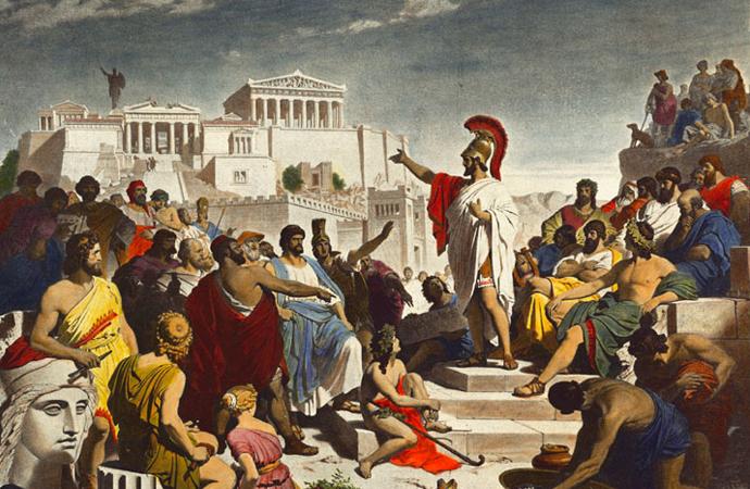 Demokrasi ve Bağlılık Üzerine