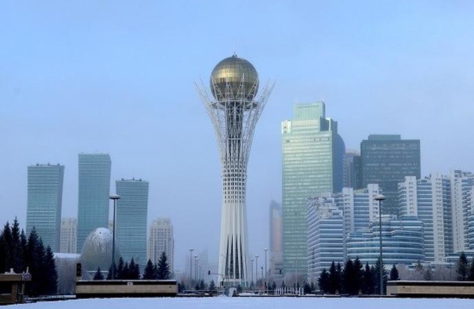 Orta Asya'nın stratejik ülkesi Kazakistan
