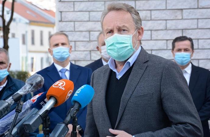 İzetbegovic, Rusya'yı Bosna'nın içişlerine karışmakla suçladı