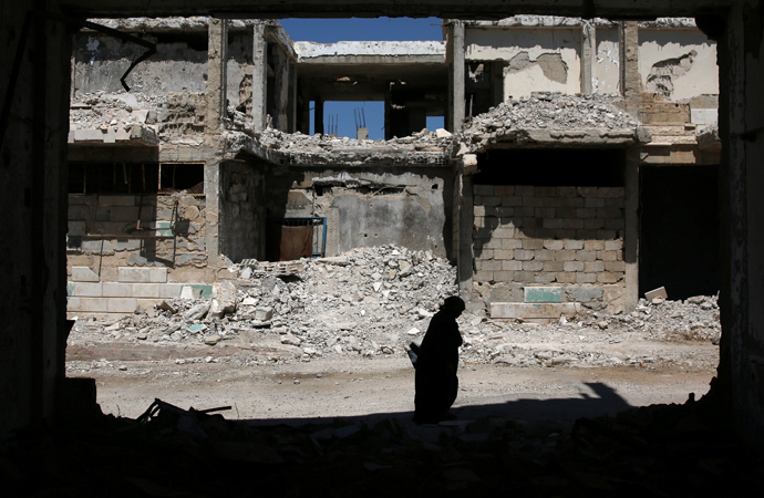 BM, Suriye için yeni bir uluslararası iş birliği istedi