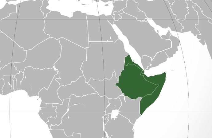 Kızıldeniz'den Afrika Boynuzu'na uzanan bölgesel ve uluslararası güç mücadelesi