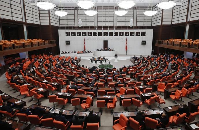 2021 Bütçe Kanun Teklifi kabul edildi, CHP'li Özel tepki gösterdi