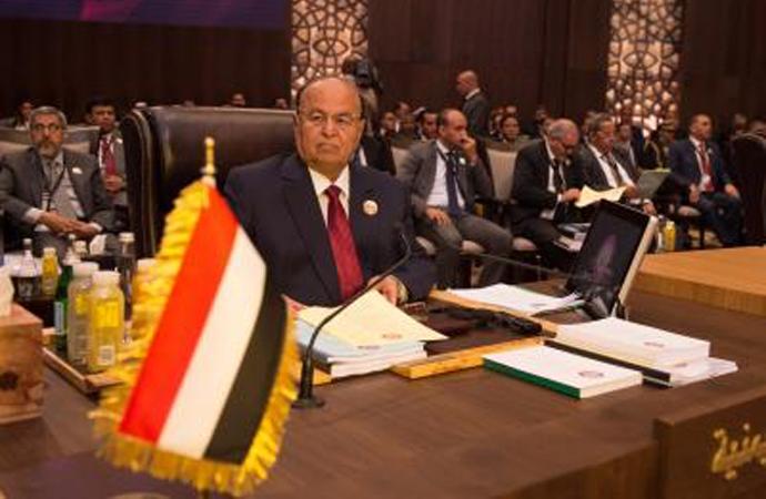 Yemen'de yeni hükümet kuruldu