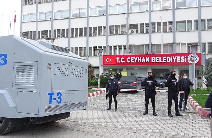 Adana Ceyhan belediyesinde rüşvet operasyonu: 23 gözaltı