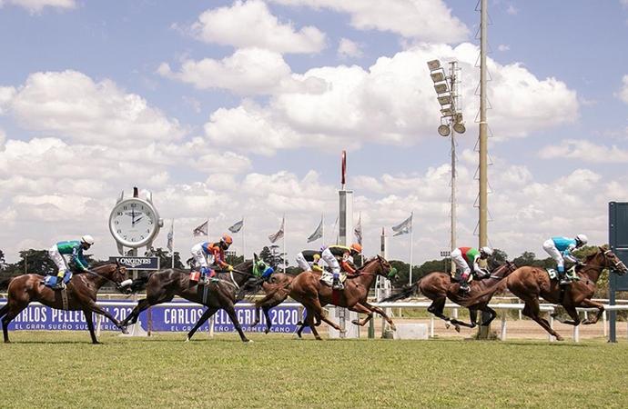 Türkiye, Arjantin'de at yarışı düzenledi