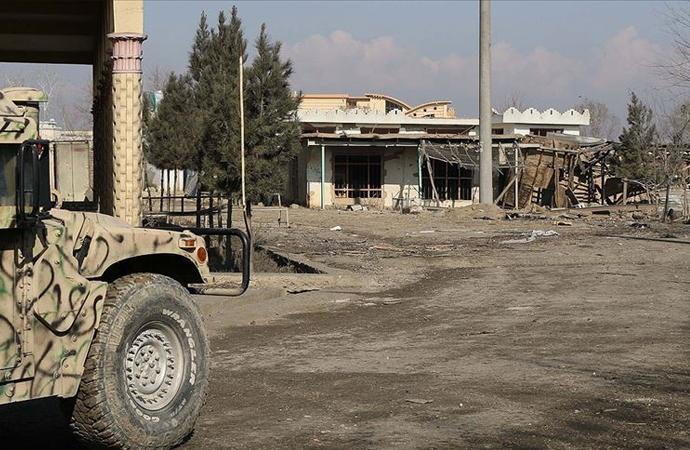 ABD'nin Afganistan'daki hava üssüne roketli saldırı