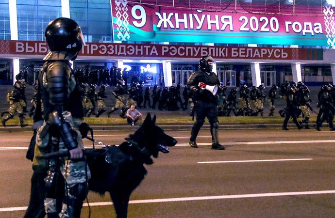 Rusya ile Batı arasında bir mücadele aracı olarak post-Sovyet ülkelerinde seçimler