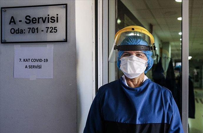 Türkiye'de vaka sayısı 2 milyonu aştı