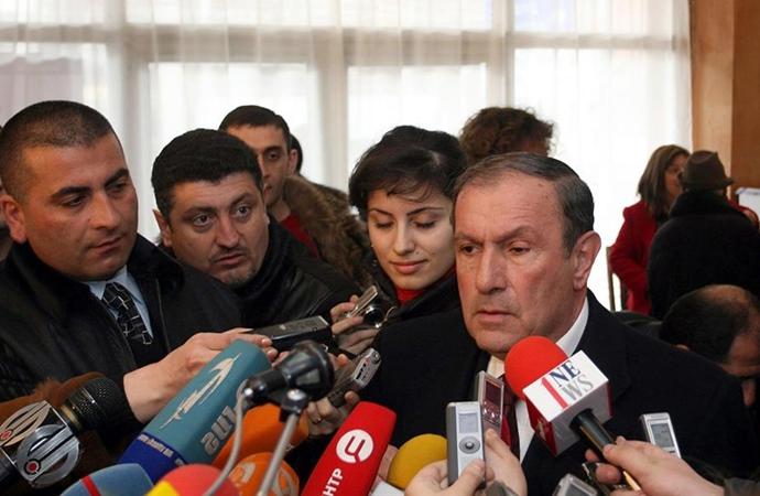 Ermeni siyasetçi Liparityan: Rüya görmek, Ermenistan'ın yaşam stratejisi!