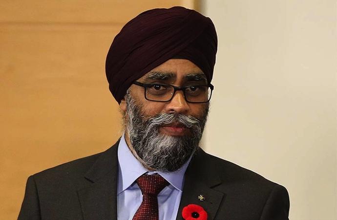 Kanada'nın Hintli Savunma Bakanı: Çin konusunda önemli endişelerimiz var