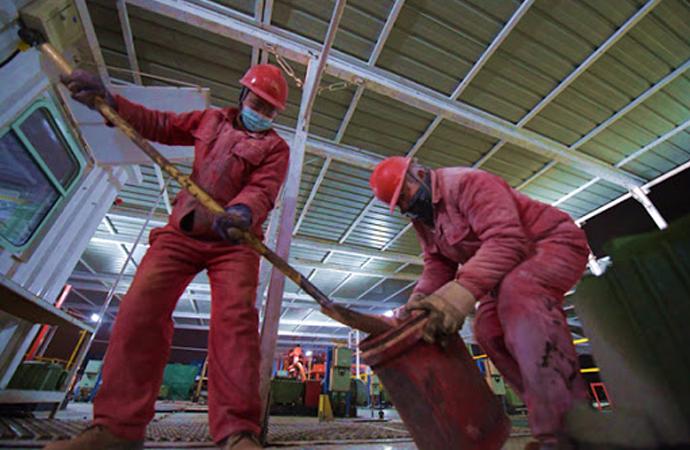 Çin, Uygur özerk bölgesinde doğal gaz rezervi buldu