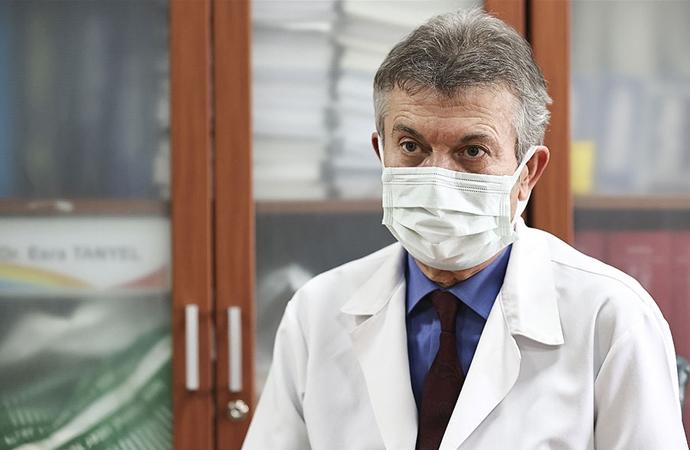 Prof. Dr. Balık: Virüste şu ana kadar kovid aşılarını etkisiz kılacak mutasyona rastlanmadı
