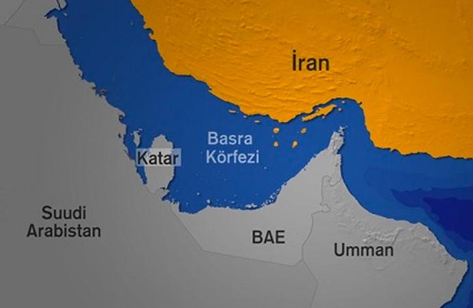 ABD'nin güdümlü füze denizaltısı Basra körfezine girdi