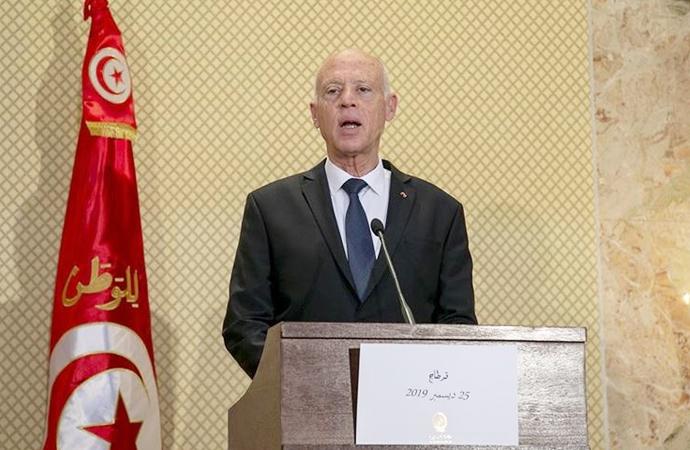 Tunus Cumhurbaşkanı Said: Tunus'ta hainlere yer yoktur