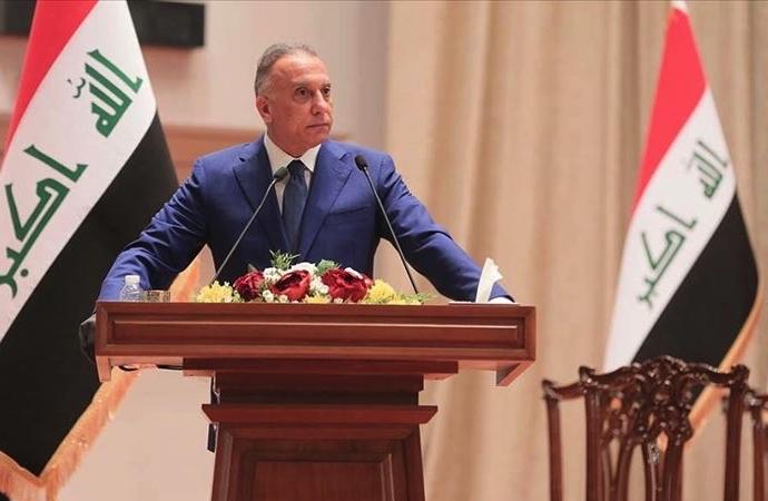 Kazımi: Türkiye, Irak'ı 5 milyar dolar desteklemeye hazır