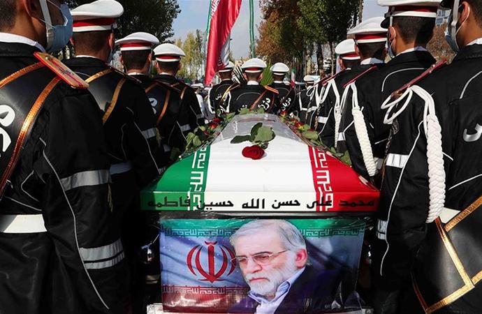Fahrizade suikastı İran'da tartışmaları alevlendirdi