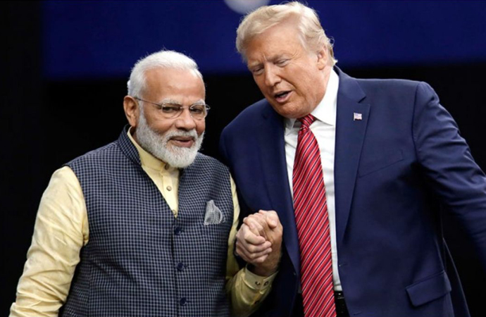 Trump'tan 3 lidere 'liyakat' madalyası