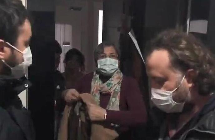 HDP'li Leyla Güven cezaevine gönderildi