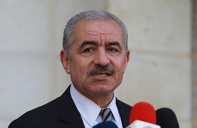 Filistin Başbakanı Iştiyye'den Portekiz'e çağrı