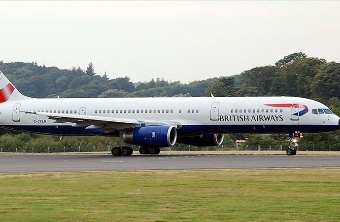 İngiltere'den New York'a uçacak yolculara 'negatif' test zorunluluğu