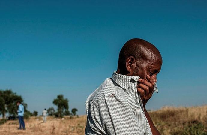 Etiyopya'da silahlı gruplar bir köyde katliam yaptı