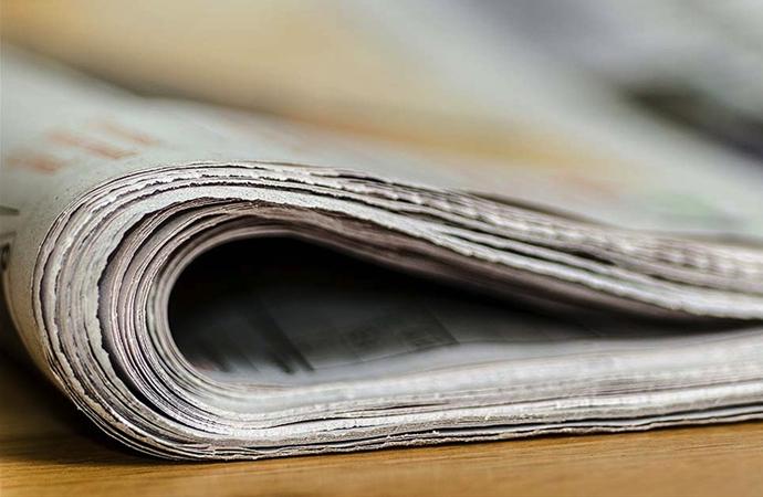 Pandemiden en çok etkilenen sektörler arasında gazeteler yer alıyor