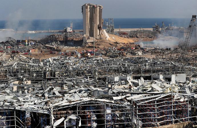 Beyrut patlaması neden Lübnan'ın miladı olamadı?