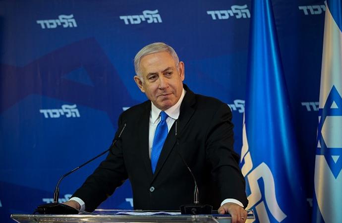 Netanyahu'nun partisinde kopuşlar başladı