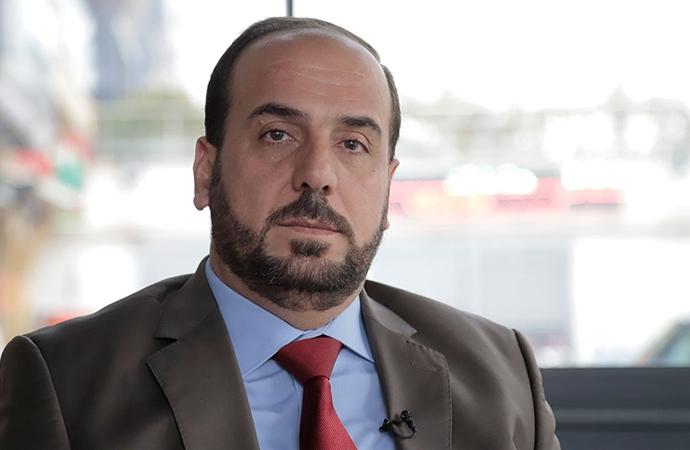 Suriye Muhalefeti Başkanı Hariri: Rejim ve müttefikleri, İdlib'e yönelik askeri operasyon konusunda ısrarcı