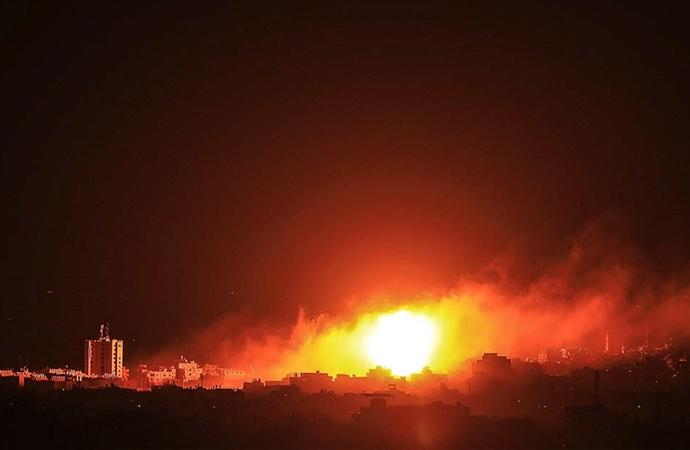 Mısır-İsrail arasındaki doğal gaz ana boru hattına saldırı