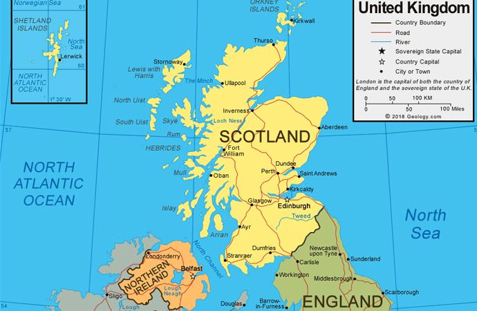İngiltere-AB anlaşması sonrası İskoçya bağımsızlık çağrısı yaptı