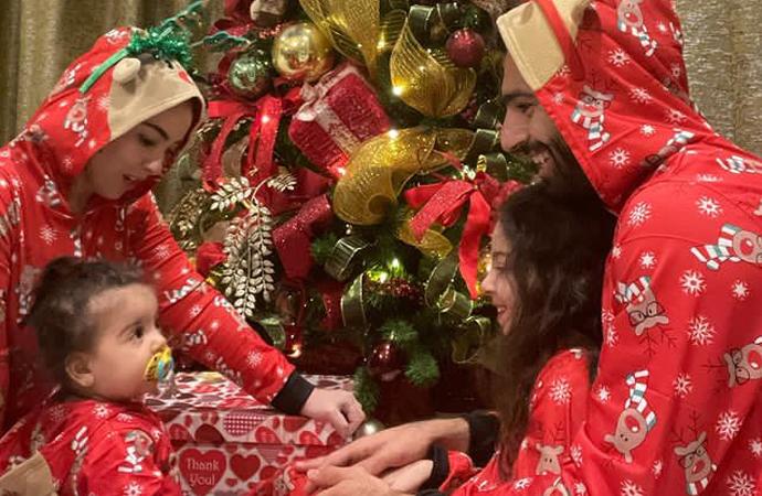 Muhammed Salah'ın Noel paylaşımı sosyal medyayı karıştırdı