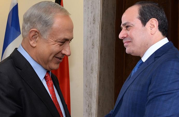 İsrail gazetesi: Netanyahu Mısır'ı ziyaret edecek