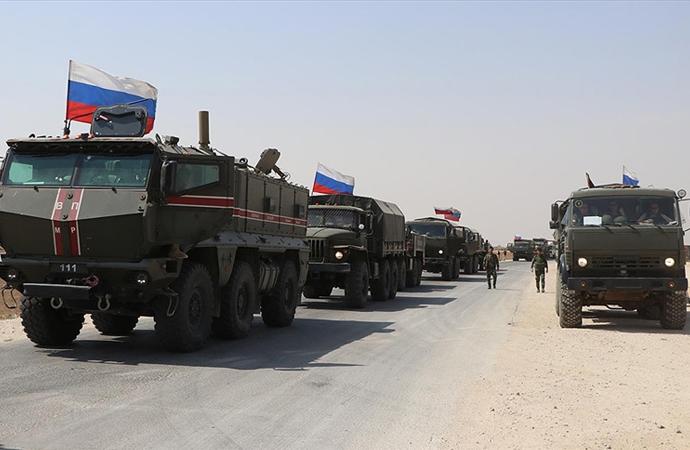 Rusya, Suriye'nin kuzeydoğusuna askeri yığınak yapıyor