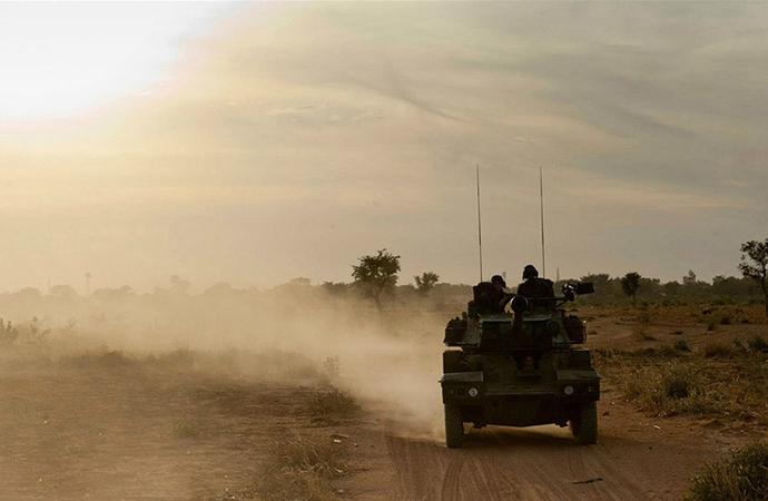 Mali'de 3 Fransız asker öldürüldü