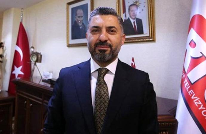 RTÜK Başkanı Ebubekir Şahin'den yeni yıl kutlama mesajı