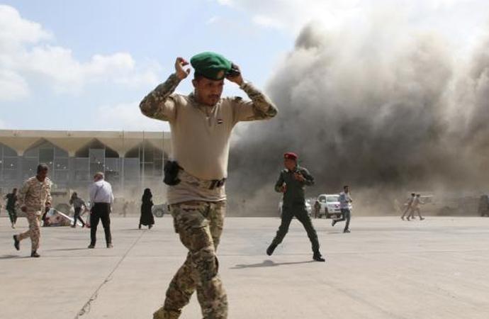 Yemen'deki patlamalar kınandı