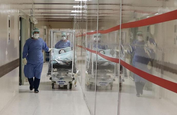 Türkiye'de son 24 saatte kovid dolayısıyla 187 vefat