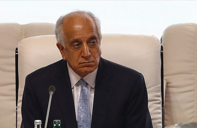 ABD'nin Afganistan temsilcisi, Türkiye ve Katar'ı ziyaret edecek