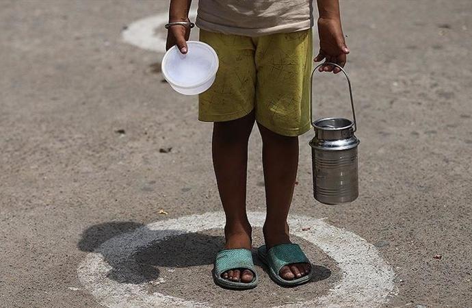 Madagaskar'da 1,5 milyon kişi acil gıdaya muhtaç